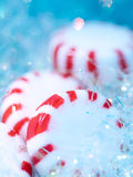 Peppermint candy Stock Photos