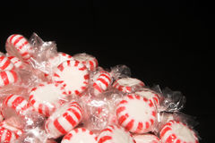 Peppermint candy background Royalty Free Stock Photo
