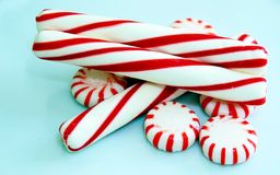 Peppermint candy Royalty Free Stock Photo