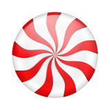 Peppermint Candy stock illustration