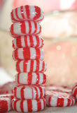 Peppermint Christmas. Royalty Free Stock Image