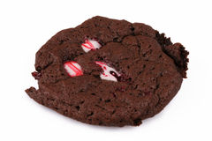 Peppermint Cookie Stock Image