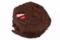 Peppermint Cookies Stock Photos