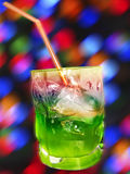 Peppermint drink Stock Photography