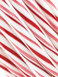 Peppermint Sticks Stock Photo