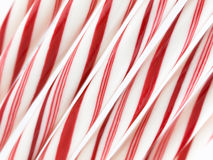 Peppermint Sticks Stock Photos