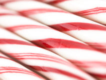 Peppermint Sticks Stock Images