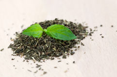Peppermint tea Stock Images