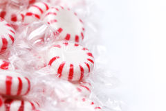 peppermints Στοκ εικόνα με δικαίωμα ελεύθερης χρήσης