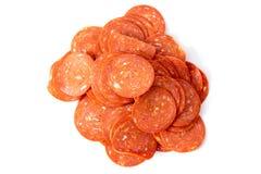 pepperoni obraz royalty free