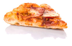 Pepperoni And Cheese Pizza IV Royalty Free Stock Images