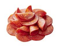 Pepperoni Royalty Free Stock Photo