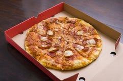 Pepperoni Pizza Royalty Free Stock Photo