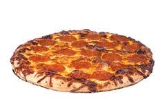 Pepperoni pizza Stock Image