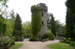 Pepperpot, Powerscourt Garden Royalty Free Stock Image