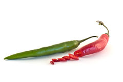 Peppers Royalty Free Stock Images