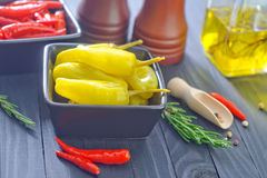 Peppers Stock Image