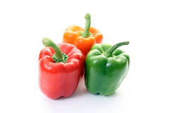 Peppers Royalty Free Stock Photography