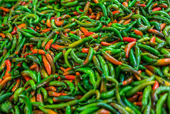 Free Peppers At A Market In Mexico - 2 Royalty Free Stock Photography - 84980987