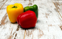 Peppers bell Stock Photography