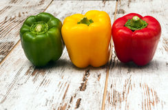 Peppers bell Stock Photo