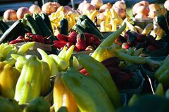 Peppers - Hot Stuff stock photography