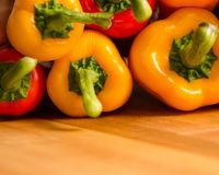 Peppers Stock Photography