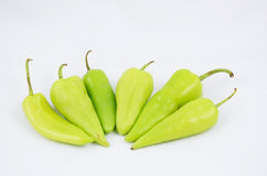 Peppers, Paprika Stock Photography