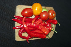 Peppers Royalty Free Stock Photos