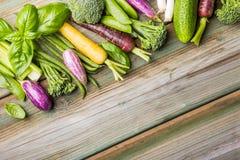 pepprar ny maize för bakgrundscabbadgemoroten grönsaker Royaltyfria Bilder