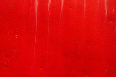 Peppy red metallic  texture background. High res  peppy red metallic background from an old town in Italy Stock Photos