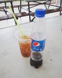 pepsi-cola Photos libres de droits