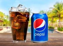Pepsi Royalty Free Stock Photo