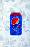 Pepsi körsbär Royaltyfri Fotografi
