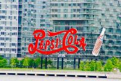 Pepsi kola Zdjęcia Stock