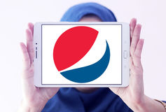 Pepsi logo Royalty Free Stock Photos