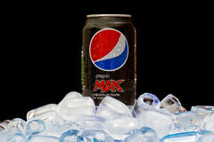 Pepsi max Fotos de Stock Royalty Free