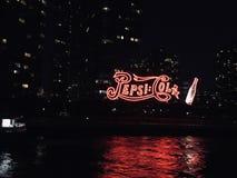 Pepsi na drodze zdjęcie stock