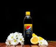 Pepsi-Torsion Stockfoto