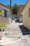 Pequeña aldea Foto de archivo