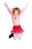 Pequeña bailarina imagen de archivo