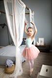 Pequeña bailarina fotografía de archivo libre de regalías