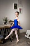 Pequeña bailarina imágenes de archivo libres de regalías