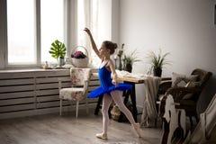 Pequeña bailarina fotos de archivo libres de regalías