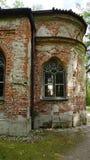 pequeña Baviera de Munich de la abadía del grunge de la iglesia del magdalenenlause foto de archivo