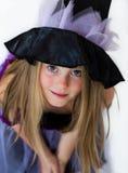 Pequeña bruja Fotografía de archivo libre de regalías