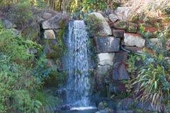 Pequeña caída del agua Fotografía de archivo libre de regalías