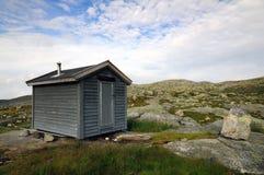 Pequeña cabina Imagen de archivo