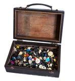 Pequeña caja Imágenes de archivo libres de regalías