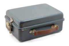 Pequeña caja vieja del metal Foto de archivo libre de regalías